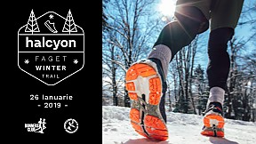 4.Halcyon Faget Winter Trail ~ 2019
