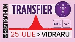 Transfier 70.3 Triathlon ~ 2015