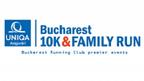 Bucharest 10k & Family Run ~ 2016