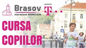 Brasov International Marathon - Cursa copiilor ~ 2017